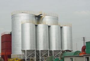 Corrugated Steel for Storage Grain