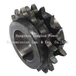 Customer Design Special Double Sprockets pictures & photos
