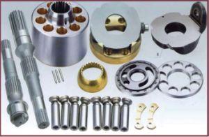 Komatsu Hydraulic Piston Pump Parts pictures & photos