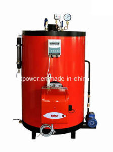 Vertical Oil Gas Fired Steam Boiler (LNS0.2-0.7-Y(Q))