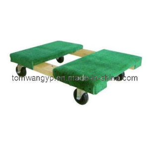 Furniture Mover Dolly (TC0509-1) with Carpeted Ends pictures & photos