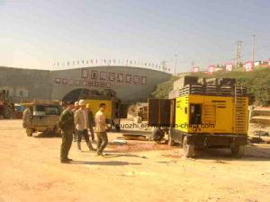 Atlas Copco High Pressure Portable Diesel Screw Air Compressor pictures & photos