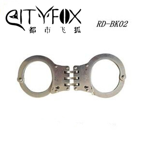 Excellent Quality Police Handcuff/ Board Metal Handcuff pictures & photos