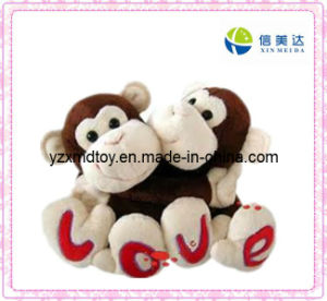 Plush Sweethearts Monkey Lovers Soft Toys pictures & photos