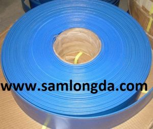 PVC Layflat Hose for Drip Irrigation pictures & photos