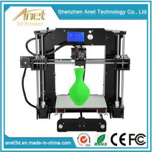 Hot Sale Anet Household A6 Desktop Fdm DIY 3D Printer pictures & photos