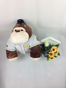 Standing Lovely Orangutan Plush Toy Stuffed Monkey (XX01)