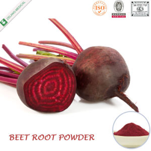 Natural Pigment Red Juice Beet Root Powder pictures & photos