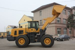 6 Tons Mining Loader (LQ968) with Rock Bucket pictures & photos
