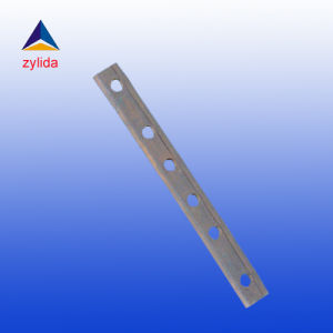Fishplate for Both 43kg/M and 38kg/M Heavy Haul Rail Line