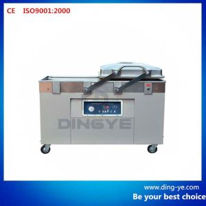 Double-Chamber Food Vacuum Packaging Machine (DZ500-2SB) pictures & photos