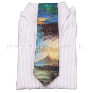 Digital Printing Silk Ties pictures & photos