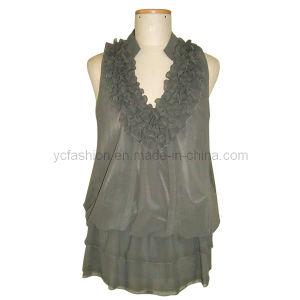 Ladies Polyester Dress