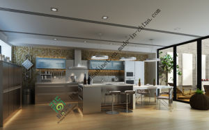 2016 New Design Kitchen Furniture (ZS-142) pictures & photos