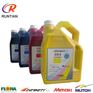 Outdoor Printer Printing Materials Infiniti Sk4 Solvent Ink pictures & photos