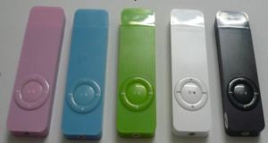 2/4/8/16GB Portable MP3 Player, Good Item for Promotional Gift (Xu-230) pictures & photos