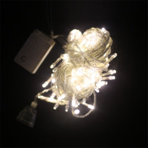 10m 100 Bulbs Christmas LED String Light with Connector