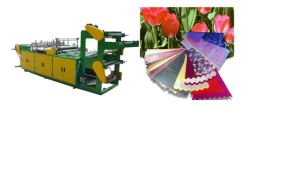 Flower Bag Making Machine pictures & photos