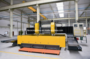 Gantry Movable CNC Plate Drilling Machine Model PM6060/2 pictures & photos
