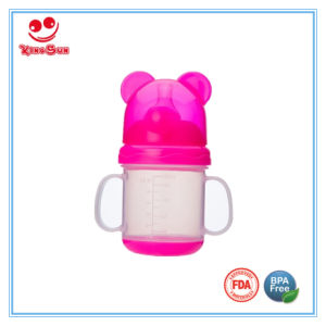 180ml Food Grade Best Sippy Cup for Feeding Baby pictures & photos