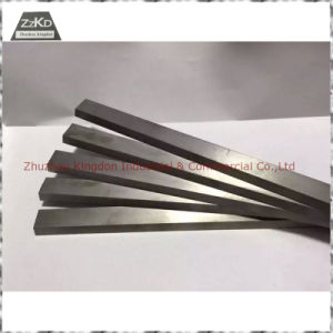 Hot Sell High Quality Cemented Carbide Strips, Tungsten Carbide Parts pictures & photos