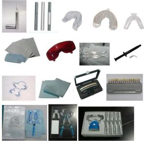 Teeth Whitening (Dental) Kits&Teeth Whitening Gel Silver Pen pictures & photos