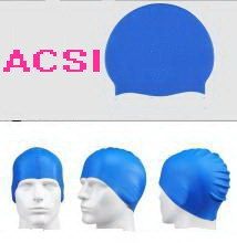 Silicone Swim Hat for Summer pictures & photos