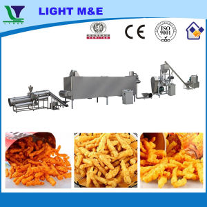 Automatic Extruded Corn Snacks Kurkure Making Machine pictures & photos