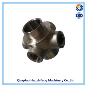 Stainless Steel Investment Precision Casting with Sand Blast Surface pictures & photos