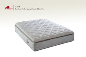 5 Zone Pocket Spring Mattress (AD-5ZONE)