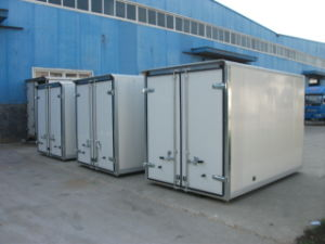 Dry Truck Body, Cargo Box, FRP Truck Body