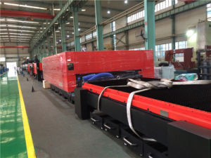 CNC Fiber Automatic Laser Cutting Machine pictures & photos