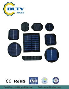 Popular 3W-5W Solar Panel for Solar Street Light pictures & photos