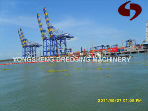 China Cutter Suction Sand Dredge