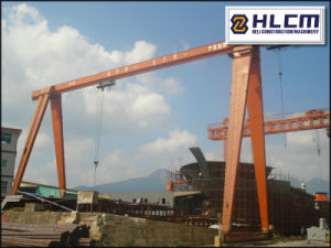Shipyard Gantry Crane 07 with SGS pictures & photos