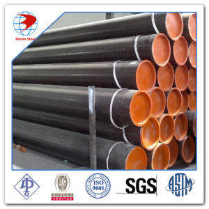 ASTM A333 Grade 6 Mild Carbon Seamless Low Temperature Steel Pipe for Sale pictures & photos