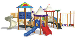 Outdoor Commerical Playground (BW-218B)