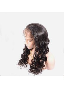 """Chinese Human Hair Loose Wave Full Lace Wig10""""-15"""" pictures & photos"""