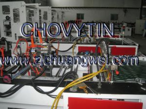 Four Functions Plastic Bag Making Machine