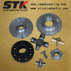 Precision Metal Parts by CNC Machining and Turning (STK-C-1026) pictures & photos