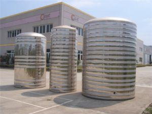 Project Stainless Steel Water Tank 1000L-2000L pictures & photos