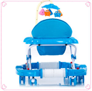 8 Wheels Best New Model Big Baby Walker Wholesale pictures & photos