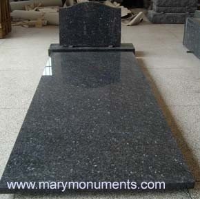 Granite Tombstone, Monument, Gravestone, Stone Memorial (13)