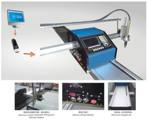 Znc-1500c Economic CNC Inverter Plasma Metal Cutting Machine pictures & photos