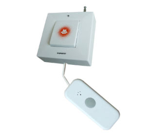 Wireless Nurse Call Button System with Extension Handle for Bed Patient (GDT9W)