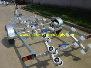 Heavy Duty 5.8m Boat Trailer of Manufacture Bct0106L pictures & photos