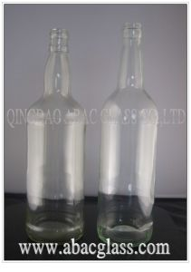 Whisky Glass Bottle (1000ml/1750ml) pictures & photos