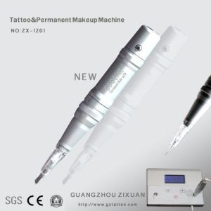 Professional Digital Tattoo&Permanent Makeup Machine (ZX-1201) pictures & photos