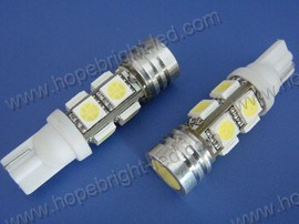 T10 Car LED Light (T10WG09XX) LED Car Light
