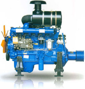 2000rpm Diesel Engine with Clutch to Connect Water Pump for Irrigation Use (R6105ZP) pictures & photos
